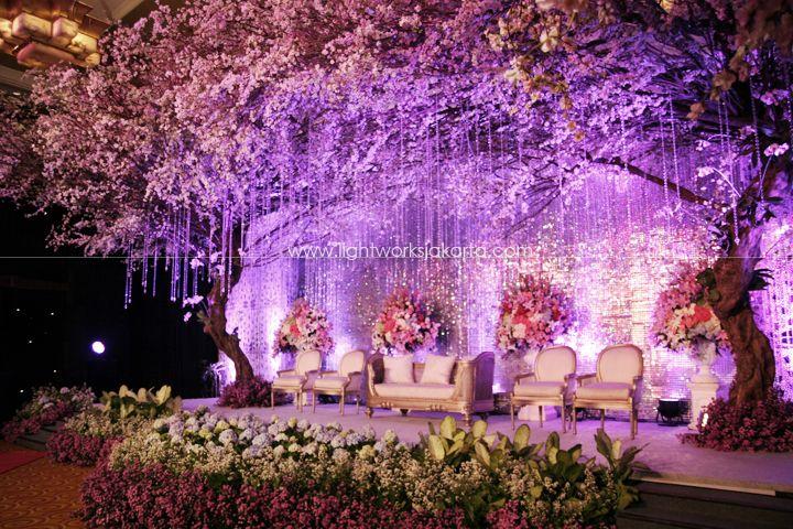 Magenta spring lightworks our wedding the for real forever magenta spring lightworks junglespirit Images