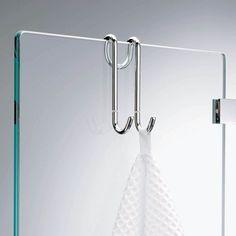 Harmony 206 Hang Up Hook For Shower Door In Chrome Shower Cabin Bathroom Towel Hooks Shower Doors
