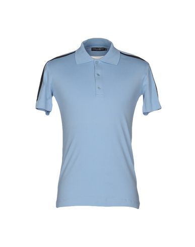 DOLCE & GABBANA Polo shirt. #dolcegabbana #cloth #top #pant #coat #jacket #short #beachwear