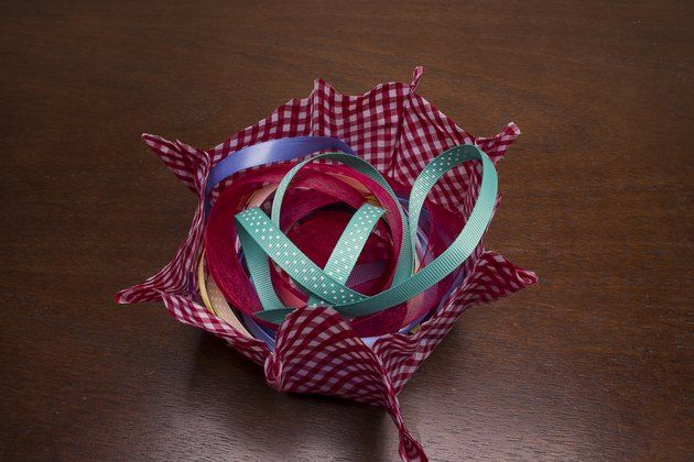 How to Make Homemade Fabric Stiffener | Making fabric ...