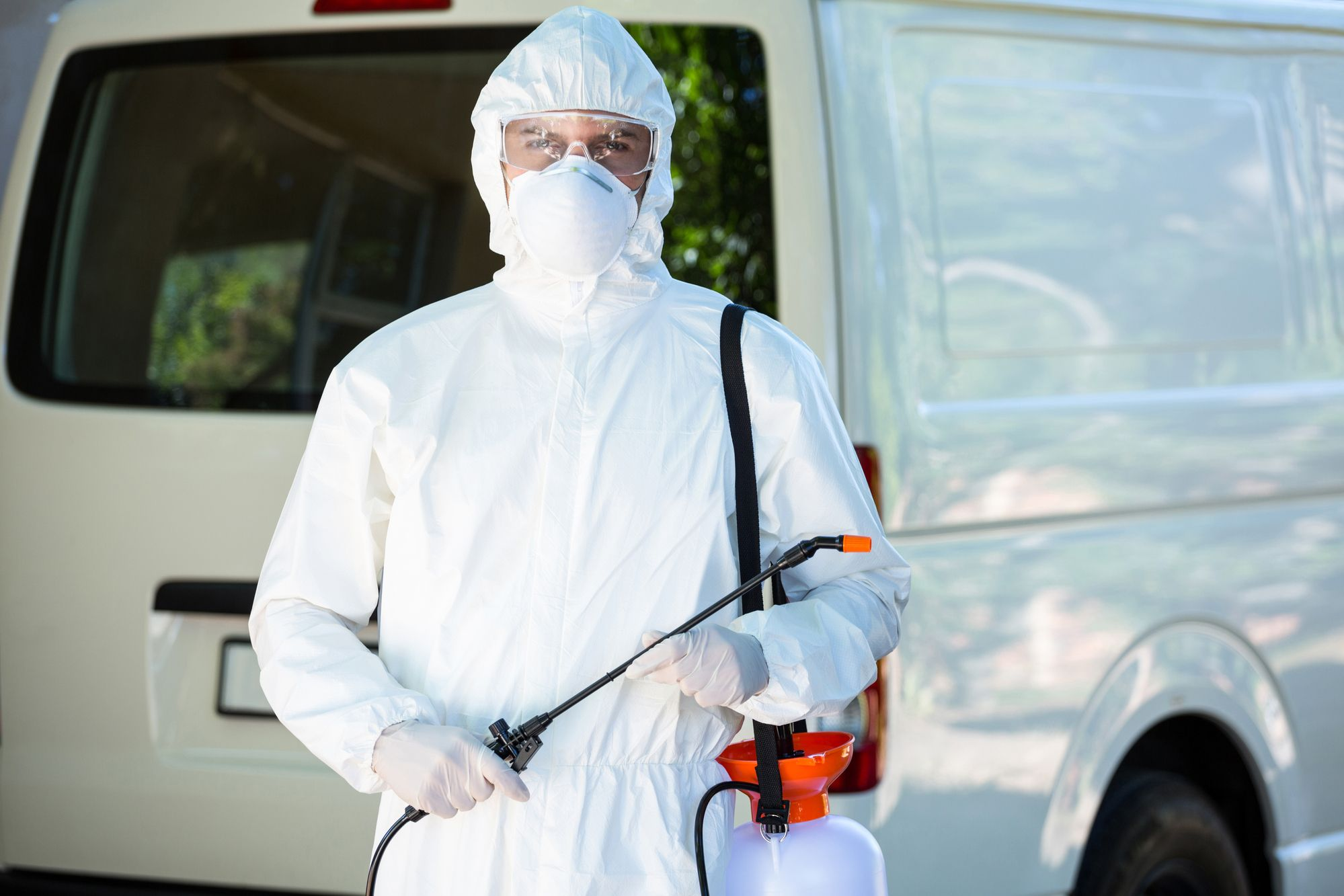 Mr. Pest Control provides PestControl and removal in