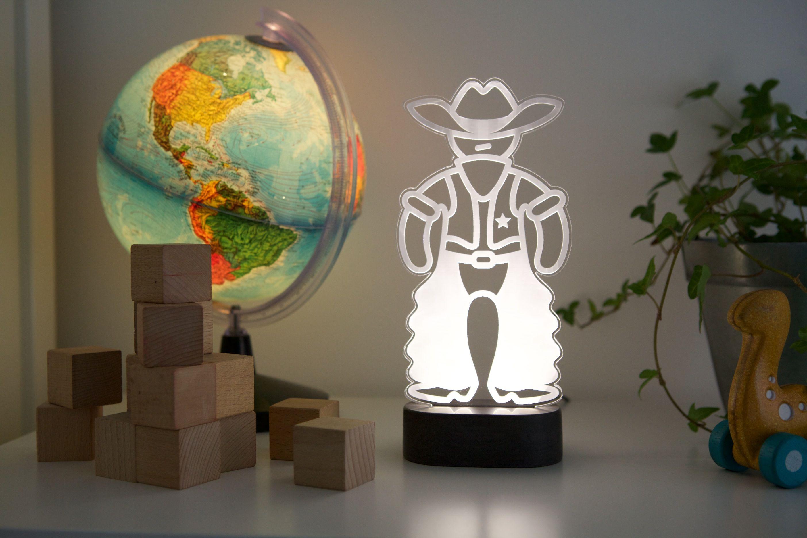 The cowboy by gooey brand gooey brand plexi lamps pinterest the cowboy by gooey brand arubaitofo Choice Image
