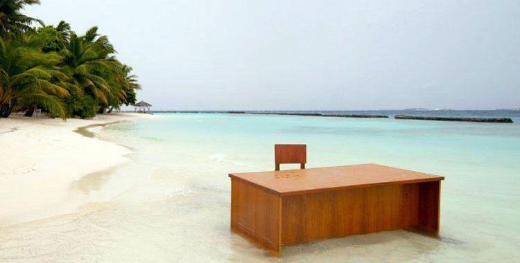 Ocean Desk