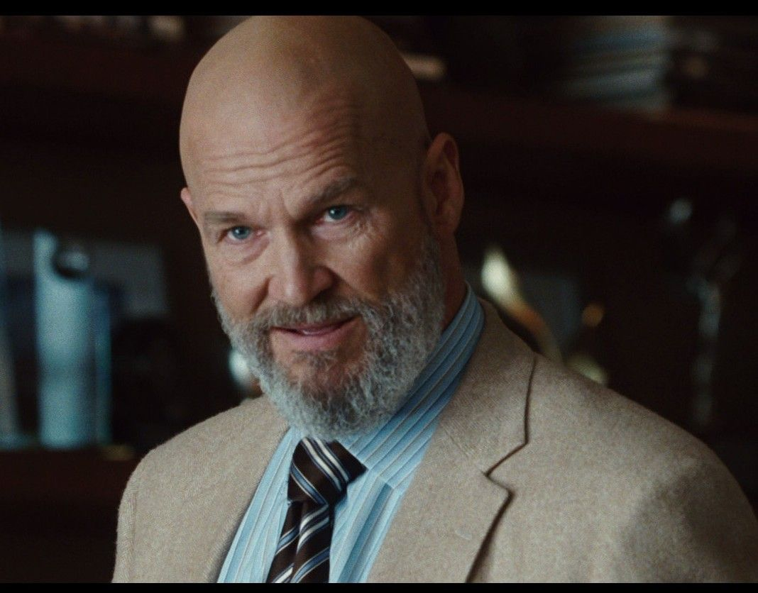 Balding Head But Still Growing That Beard? Jeff Bridges Gives An Excellent  Example On How