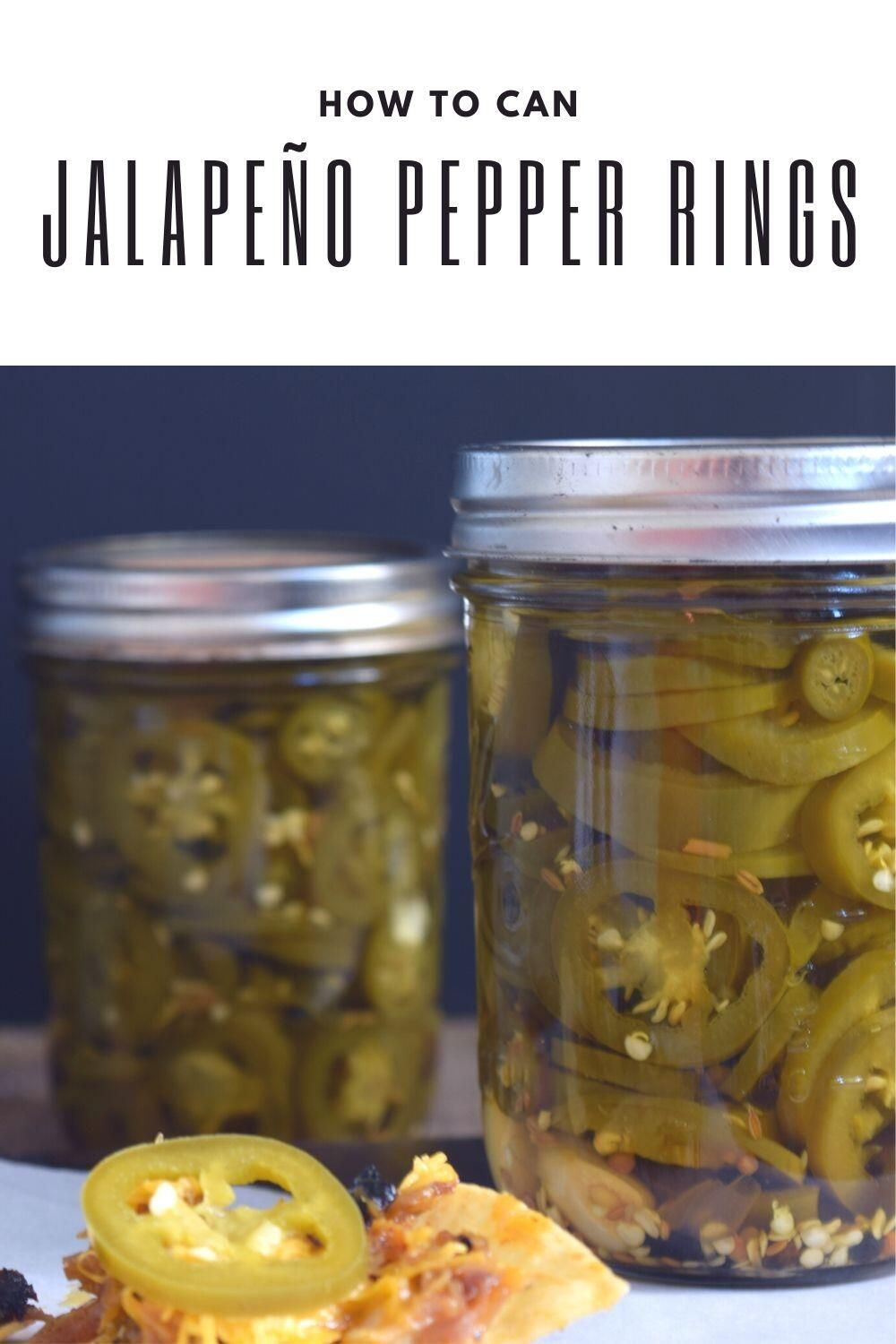 How to Can Pickled Jalapeno Peppers Recipe in 2020