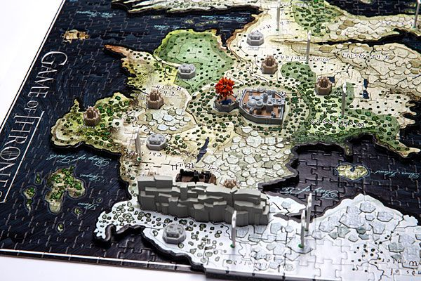 Game of thrones map of westeros 3d puzzle craziest gadgets game of thrones map of westeros 3d puzzle gumiabroncs Images