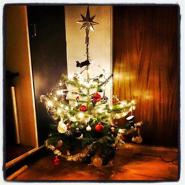 Christmas tree 2014, Denmark