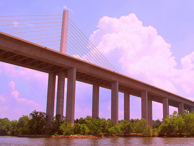 Varina-Enon I-295 Bridge (Virginia)