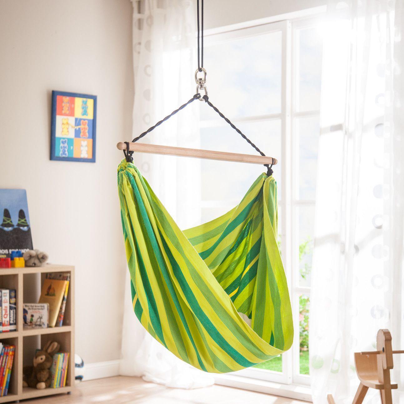 Lori organic hammock chair for kids balanço in pinterest