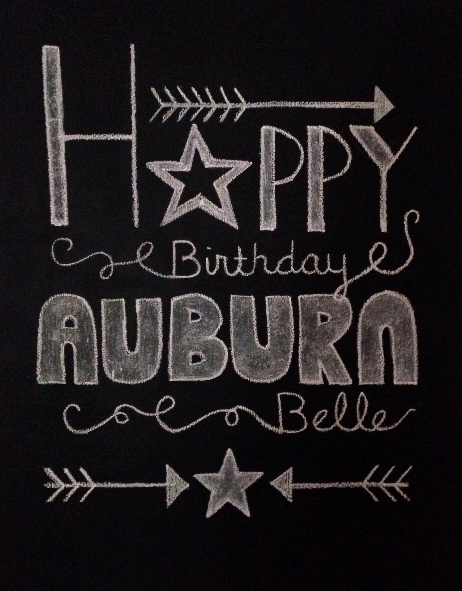 happy birthday chalk art chalk art pinterest happy birthday