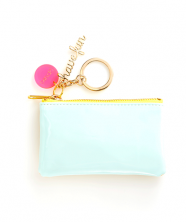 Ban.do Zip Zip Keychain Pouch - Mermaid