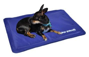 Amazon Com Playapup Dog Cooling Mat Medium Stained New Unused 1 For 15 Pet Supplies Dog Cooling Mat Pet Cooling Mat Dog Pet Beds