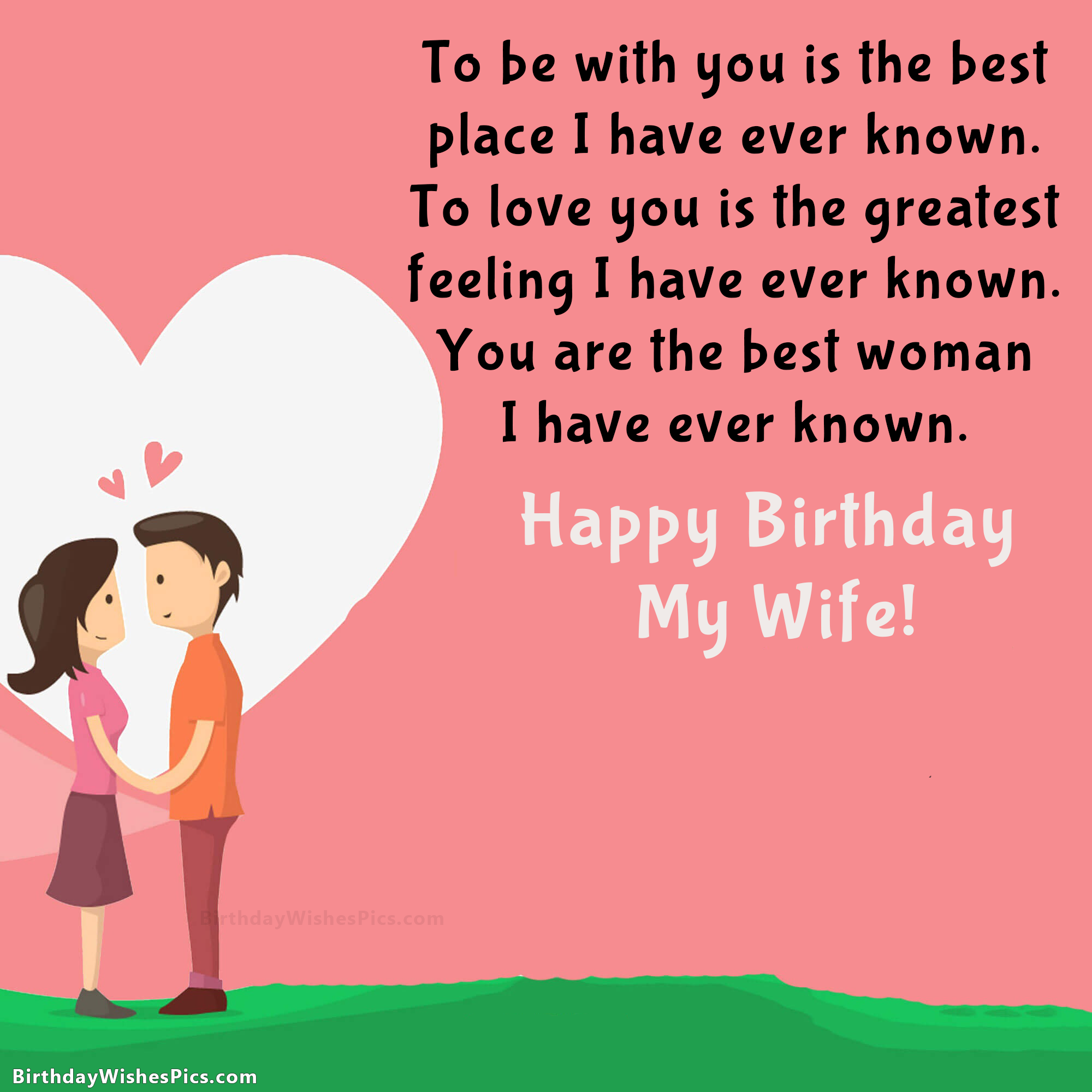 Happy Birthday Wishes For Wife With Romantic Images Birthday Wishes For Wife Best Birthday Wishes Birthday Wish For Husband