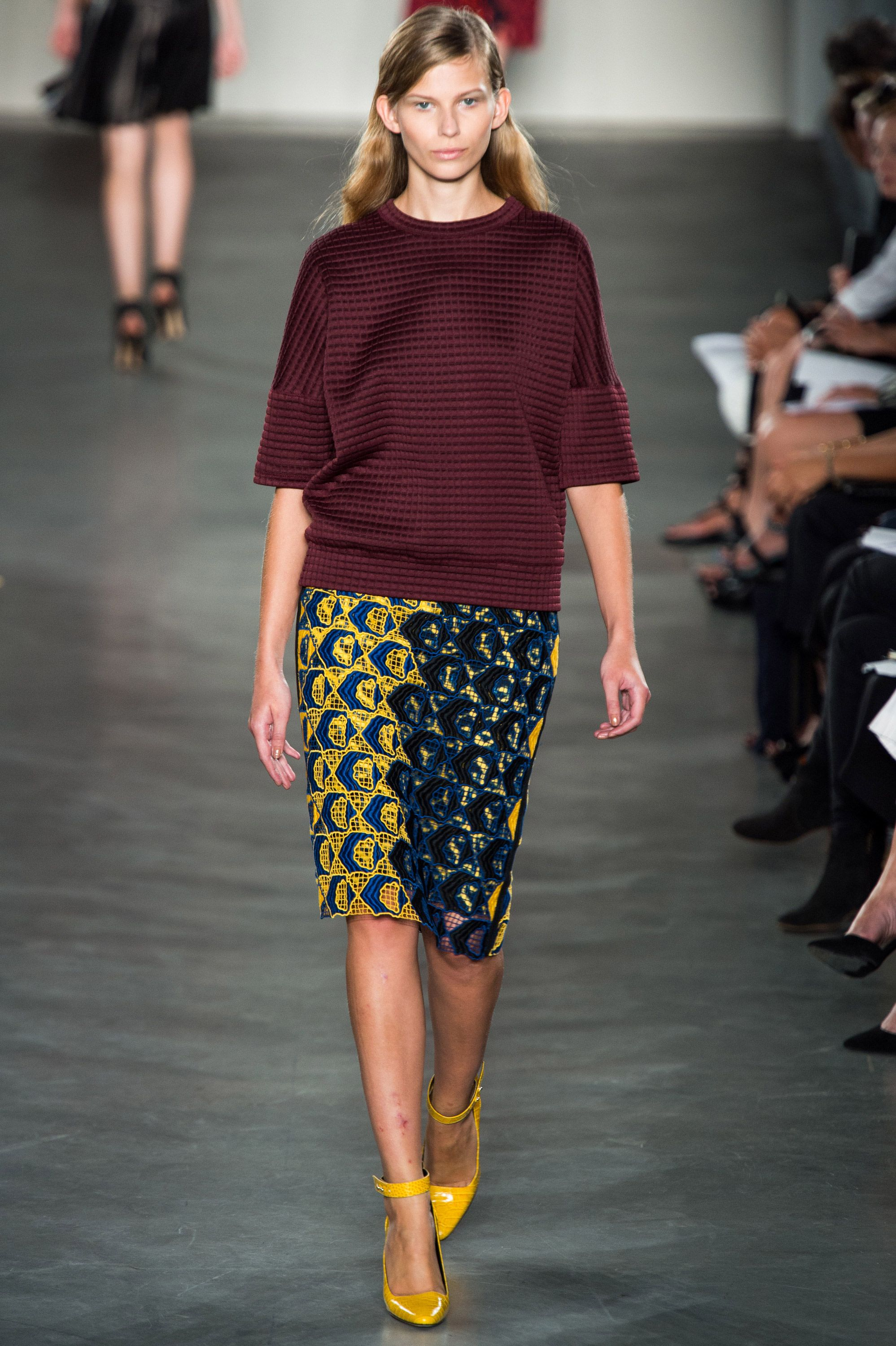 Derek Lam SpringSummer 2013 RTW – New York Fashion Week
