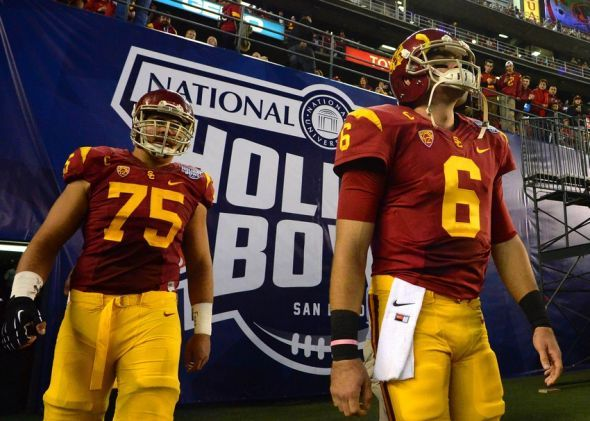 The Latest Usc Trojans Ncaa Football News Fansided Reign Of Troy With Images Usc Trojans Football Usc Football Usc