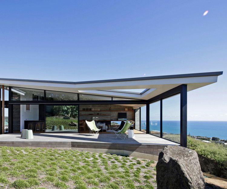 Pergola Designs New Zealand: New Zealand's Best New Baches -