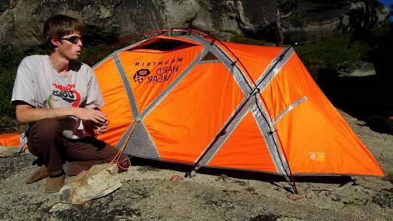 Mountain Hardwear Ev 2 Person Tent
