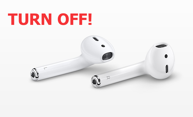 How To Turn Off Airpods Iphone Apple Airpods 2 Earbuds Case Apple