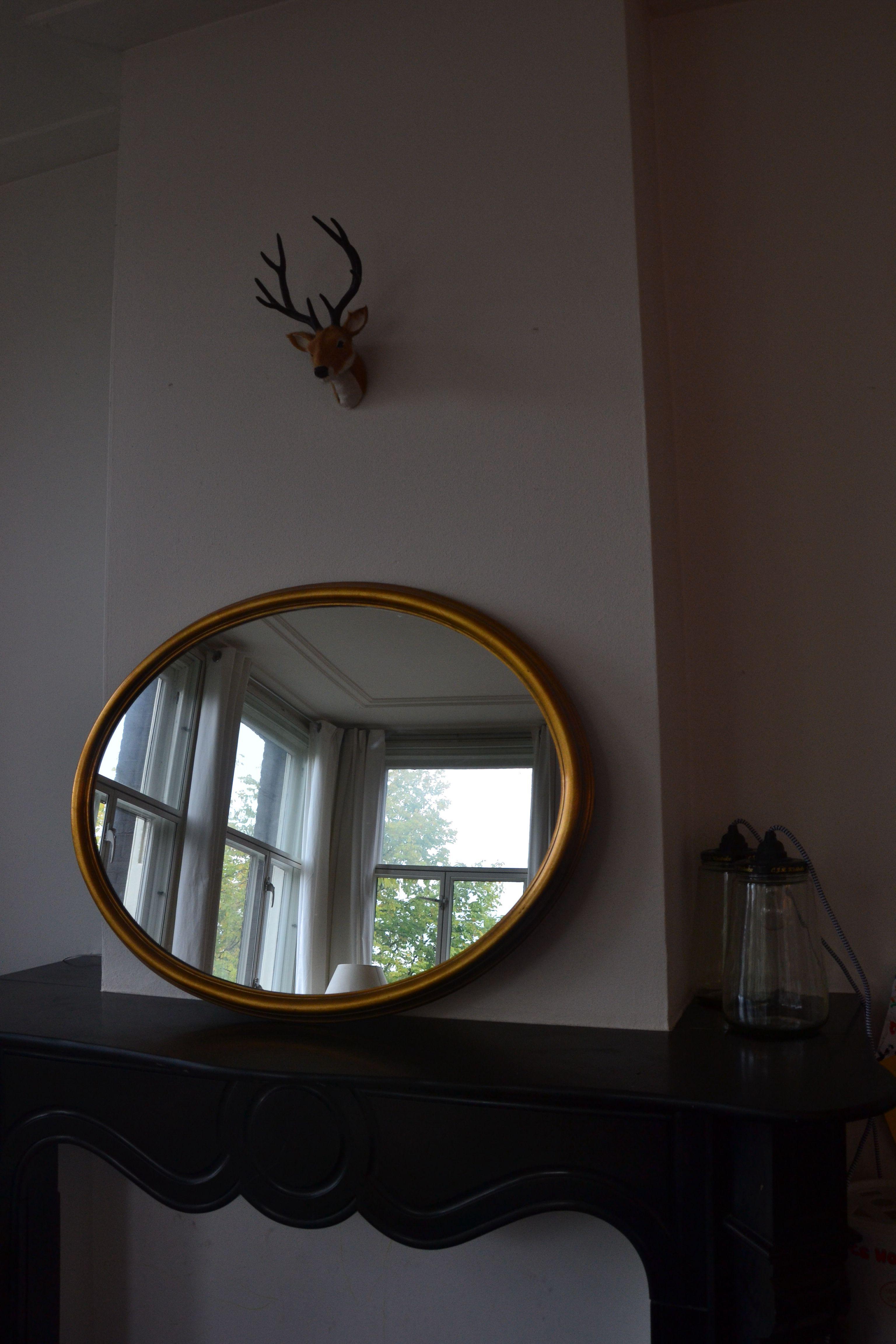Spiegel van mijn peetouders