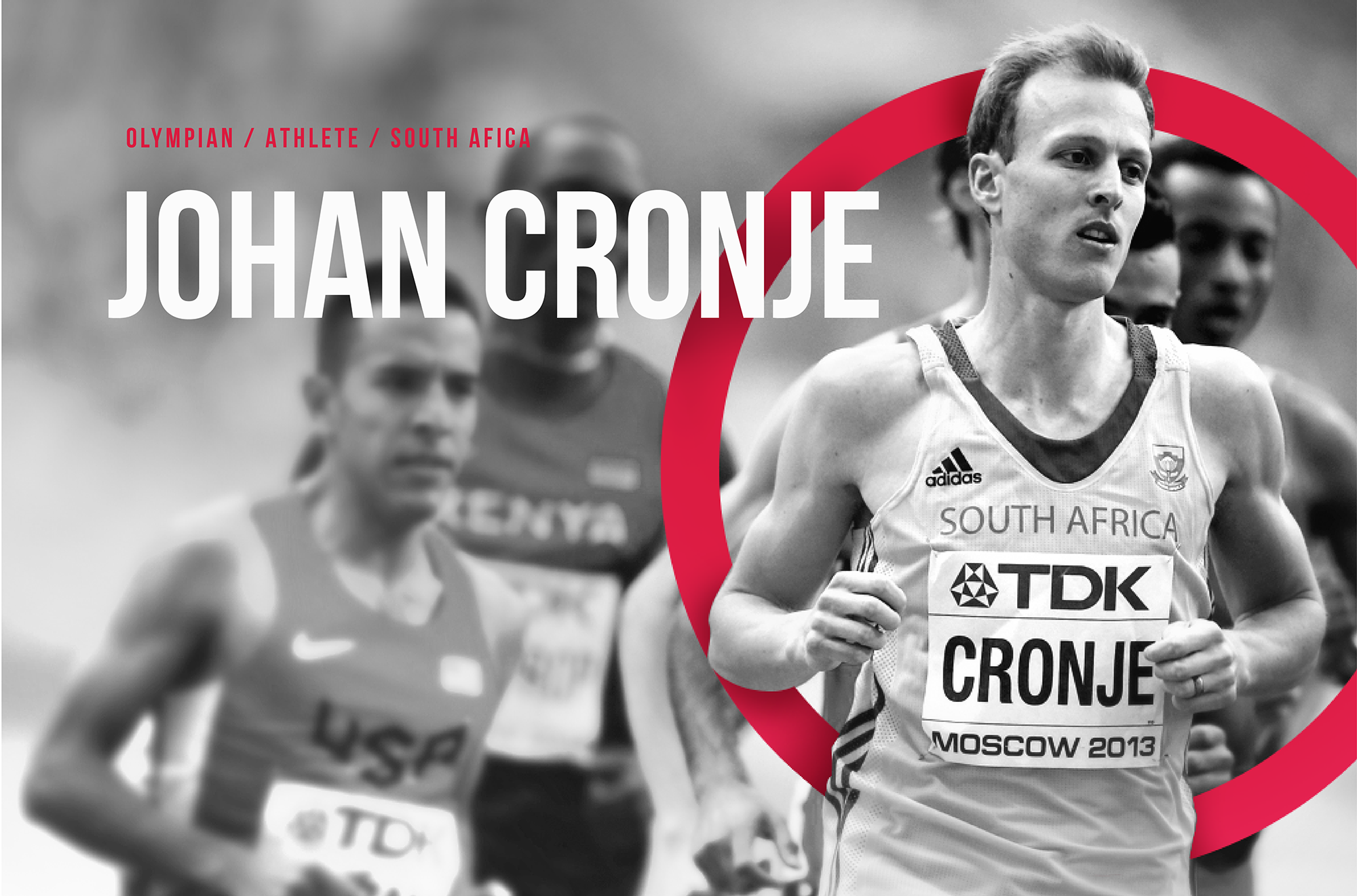 Meet Johan Cronje • South African Athlete • Bright Sparks