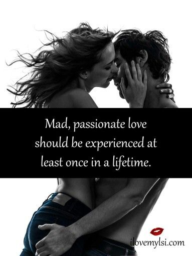 Husband And Wife Making Passionate Love