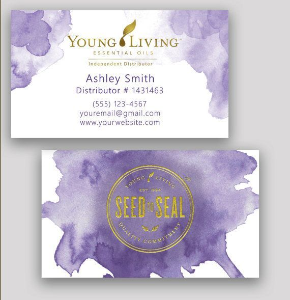 Image result for young living business card template free business image result for young living business card template free colourmoves