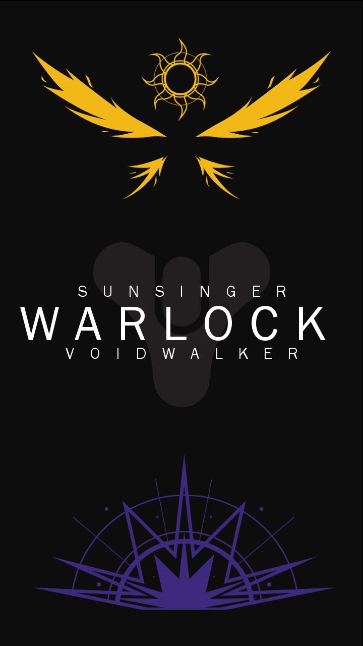 Destiny Warlock Mobile Wallpaper