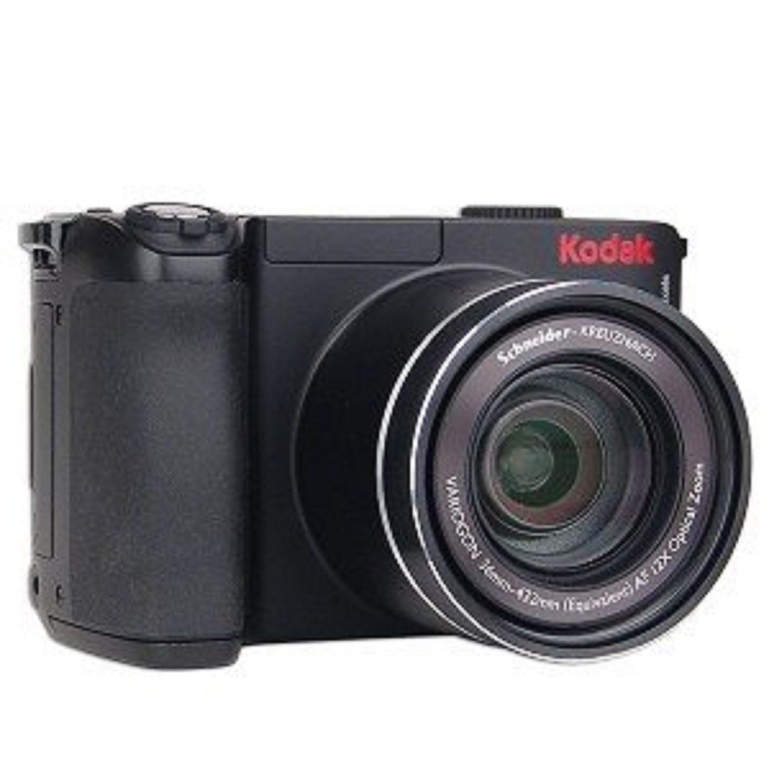 Digital Camera Kodak Easyshare Zd Megapixel 12 X Optical Zoom Black