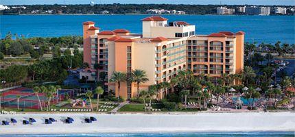 Clearwater Beach Hotel Sheraton Sand Key Resort Www Sheratonsandkey