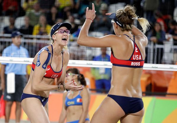 2016 Rio Olympics Beach Vollyball Usa Google Search Beach Volleyball Rio Olympics Kerri Walsh Jennings