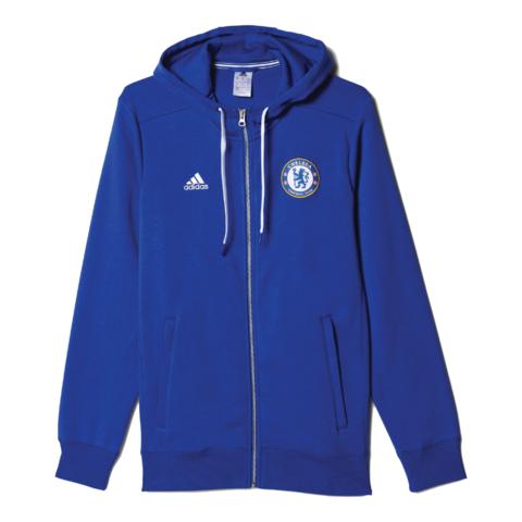 the best attitude 84b00 4b303 adidas Men's Chelsea FC Zippered Hoody | Chelsea FC ...