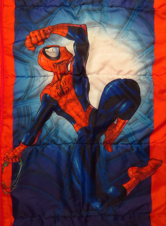 Spiderman sleeping bag Spiderman, Sleeping bag, Man