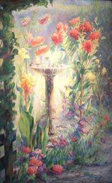 - Emma Richardson Cherry -Garden In Altaden