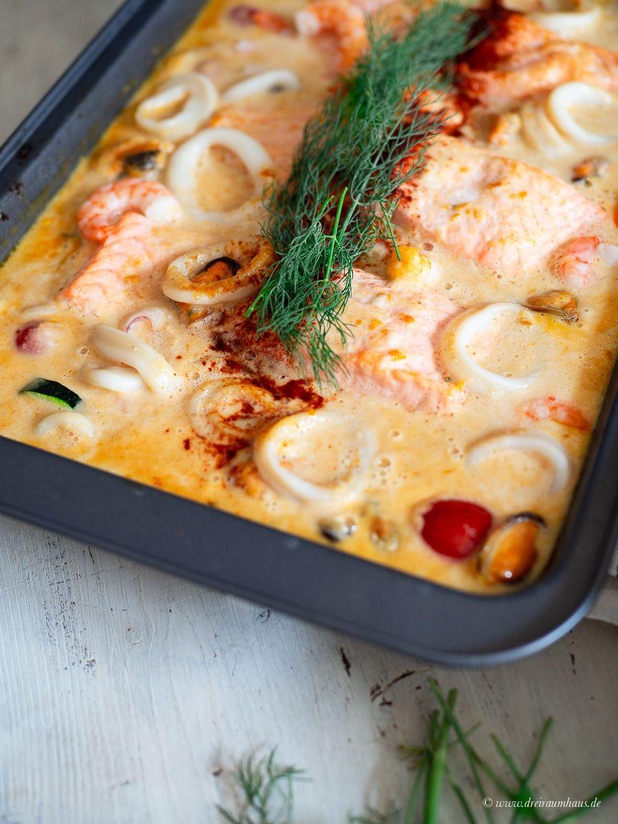 Sommerliches Fischcurry Rezept Fischcurry Rezepte Und Abendessen Rezepte