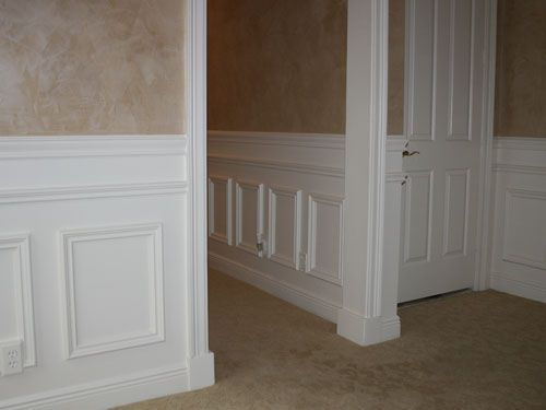 Picture Frame Moulding On Walls wall frames moulding - google search | next house | pinterest