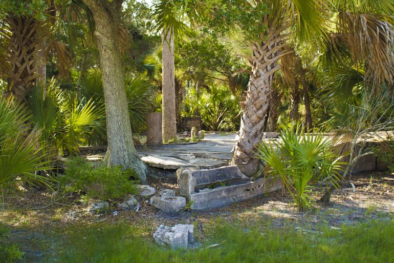 Florida Views The Wakulla Beach Hotel Ruins Verve