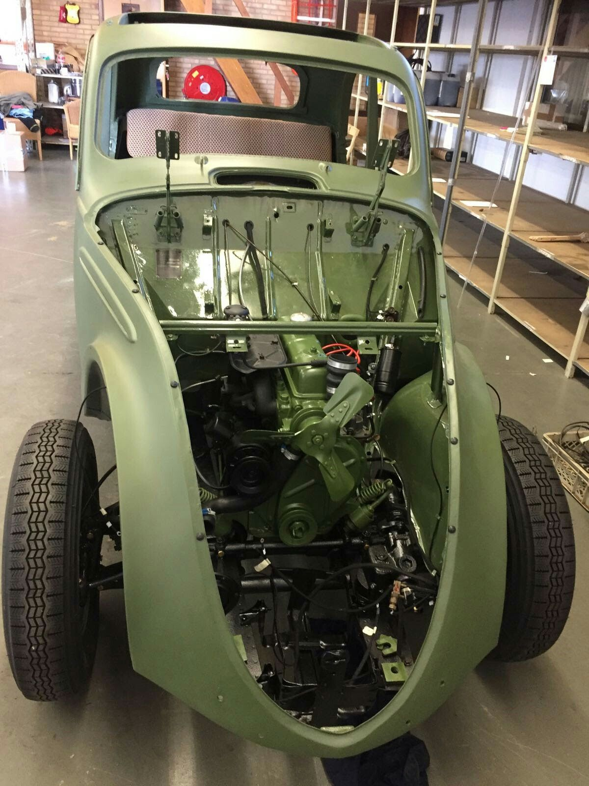 Peugeot 202 Restore, Old france car involving france army to defend ...