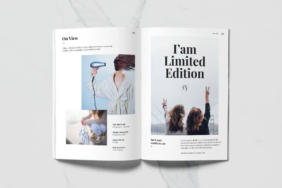 20 Best Free Premium Magazine Mockups The Designest Magazine Mockup Free Magazine Mockup Psd Magazine Mockup