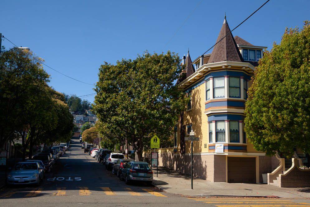Cole Valley San Francisco San Francisco Neighborhoods Places