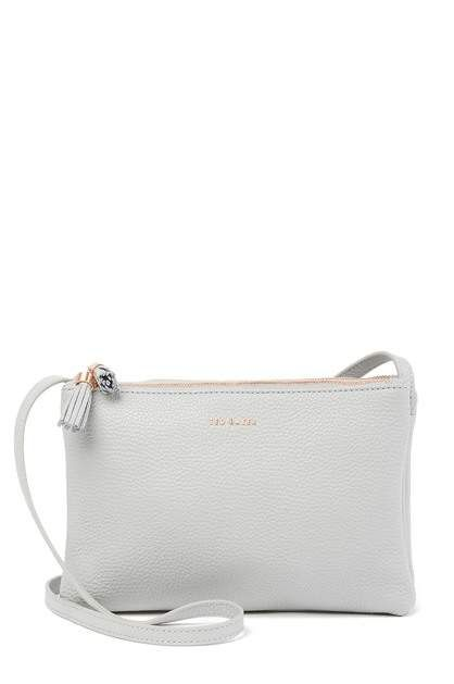 eec9a99372a Ted Baker Maceyy Double Zip Leather Crossbody Bag in 2019 | Products