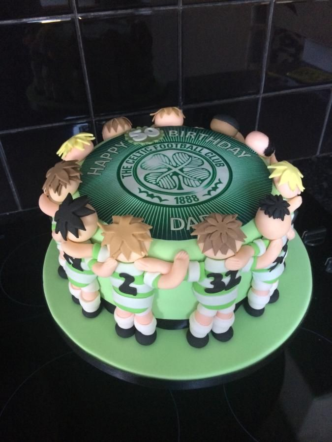 The Celtic Huddle cakes by gomes wow what a talent Pinterest