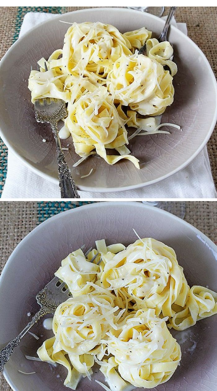This Is One Of The Best Versions Of Alfredo I Have Ever Made It Is A Perfect Consistency The