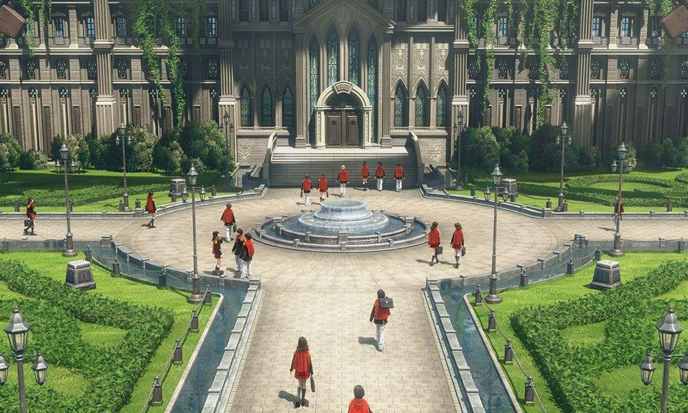 Peristerium School of Magic