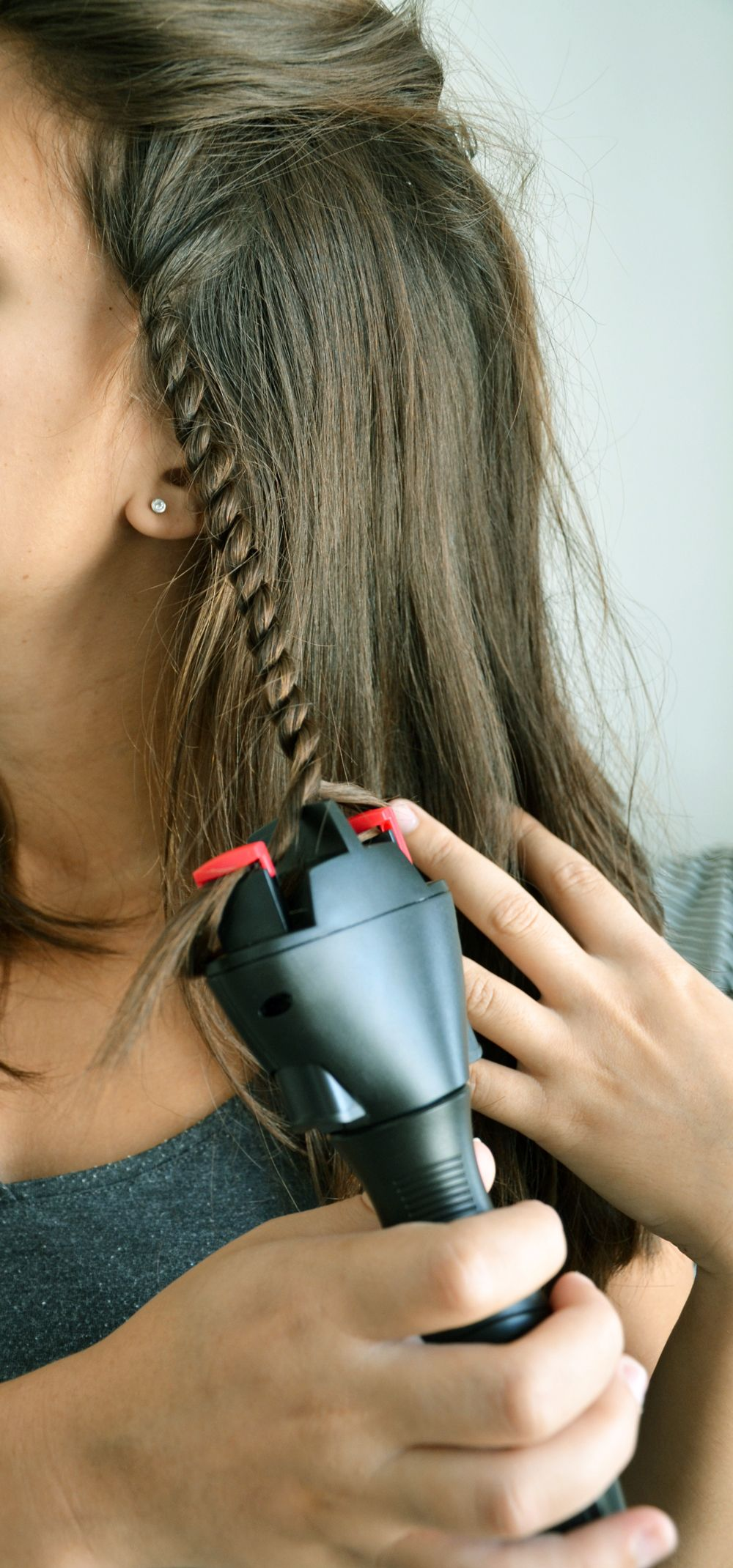 J Ai Teste Secret Twist Babyliss Revue Avis Coiffure Cheveux Blog Tutoriel Meches Twist Secret Babyliss Meche De Cheveux Cheveux