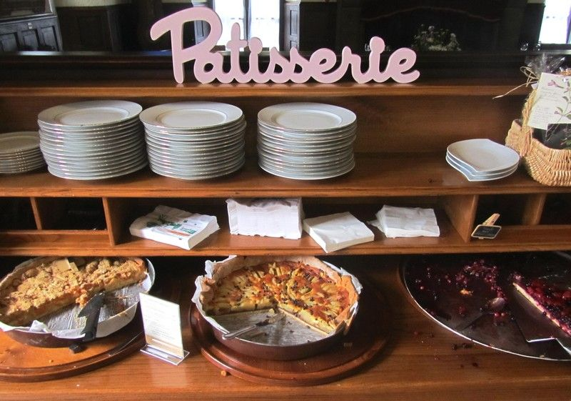 Les tartes de chez Germaine, Aubrac {Aveyron}