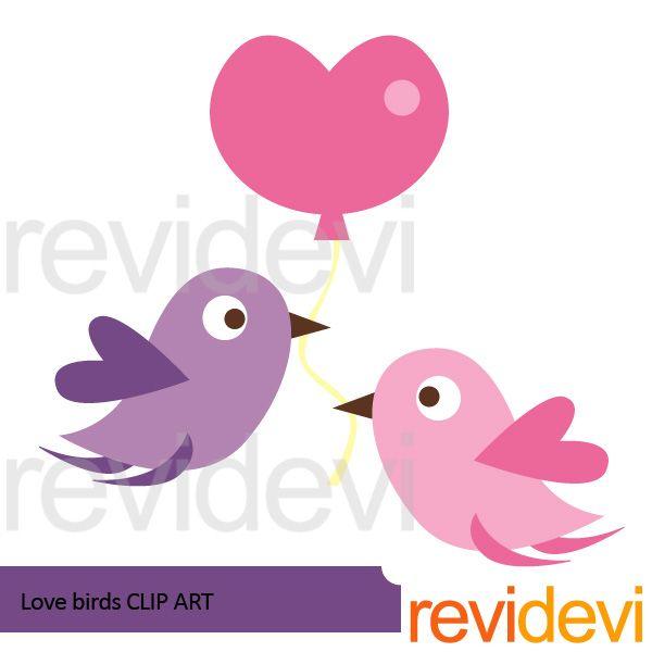 love birds clipart free valentine love pinterest bird clipart rh pinterest co uk