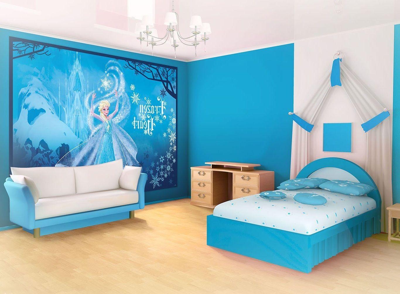 Cool Frozen Bedroom Ideas
