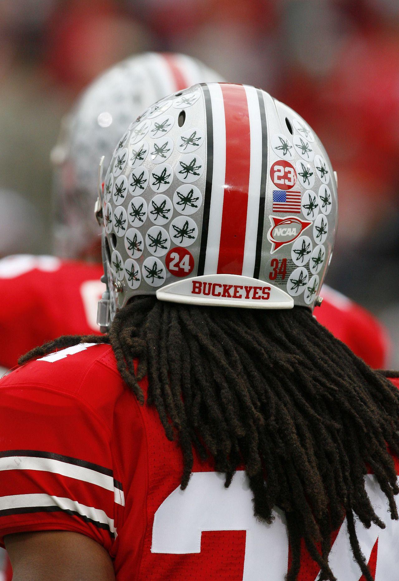 Buckeye helmets look legit once they have all the helmet