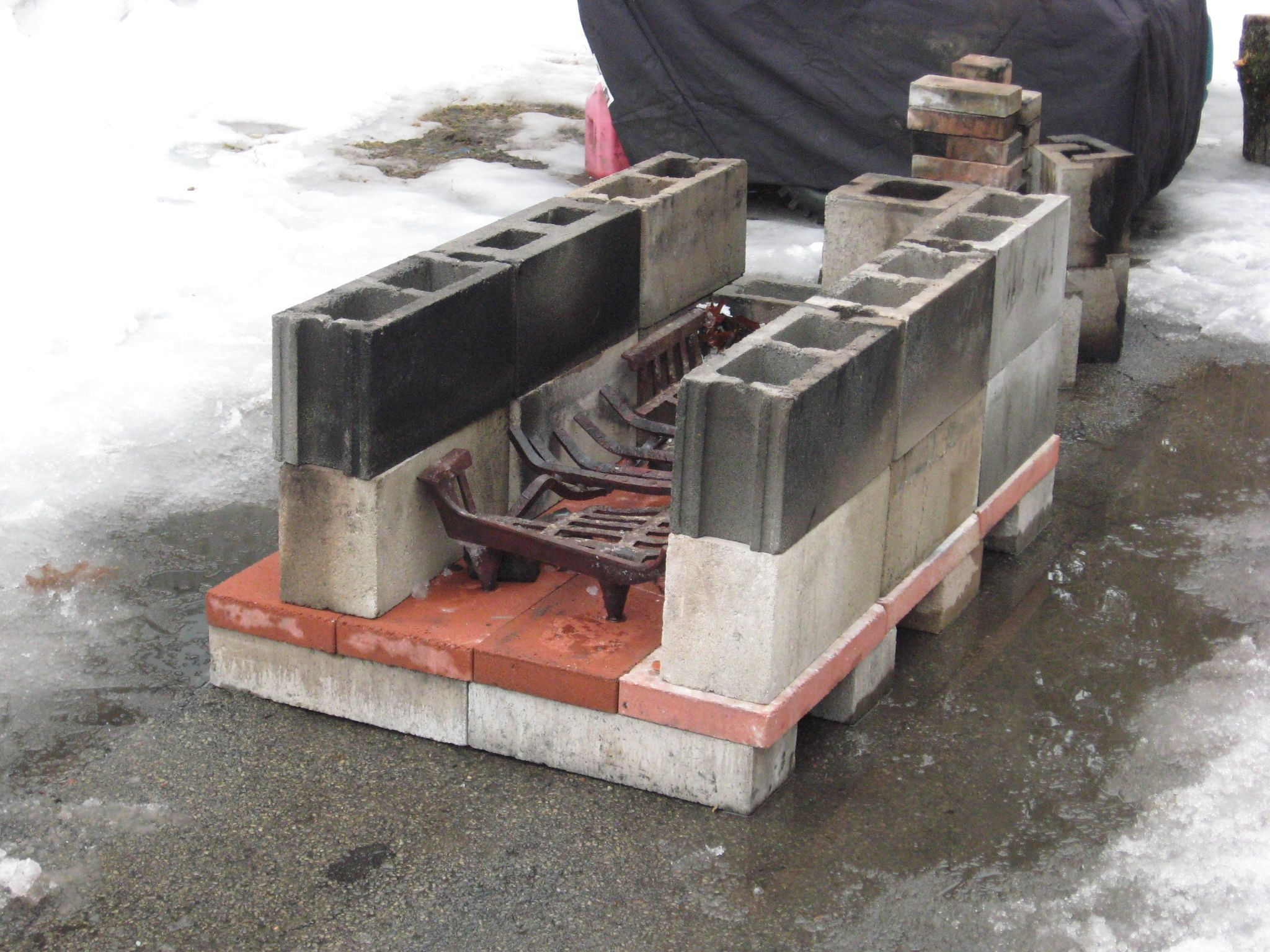 How To Build A Block Evaporator For Maple Syrup