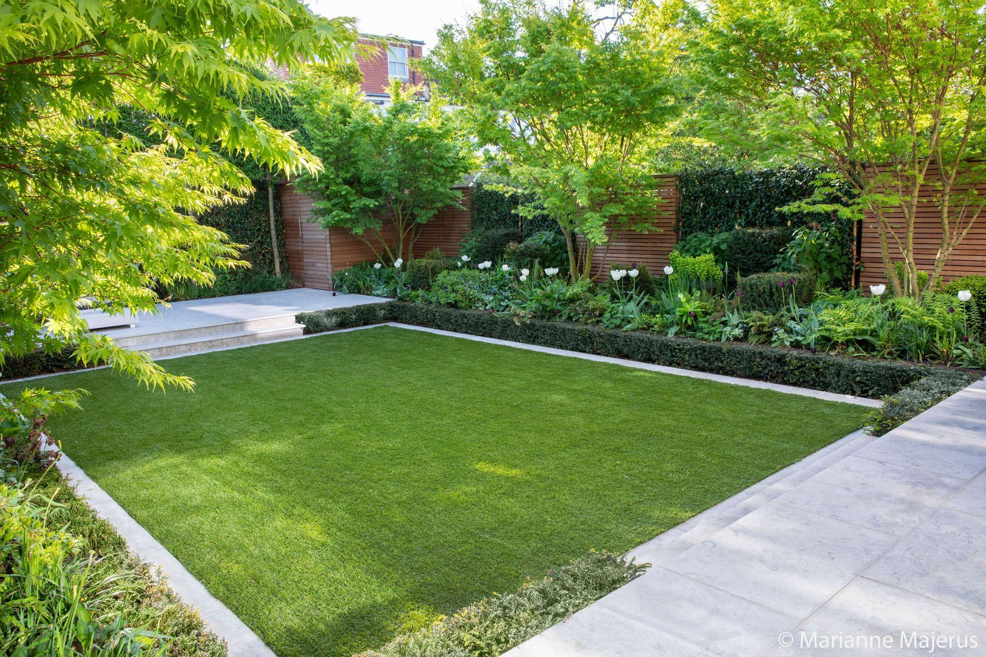 East Sheen Family Garden Garden Design Landscaping Project Back Garden Design Modern Garden Landscaping Outdoor Gardens Design